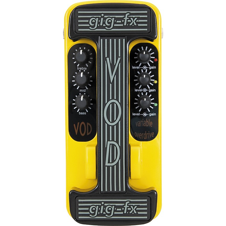 Gig-FXVOD Overdrive Guitar Effects Pedal