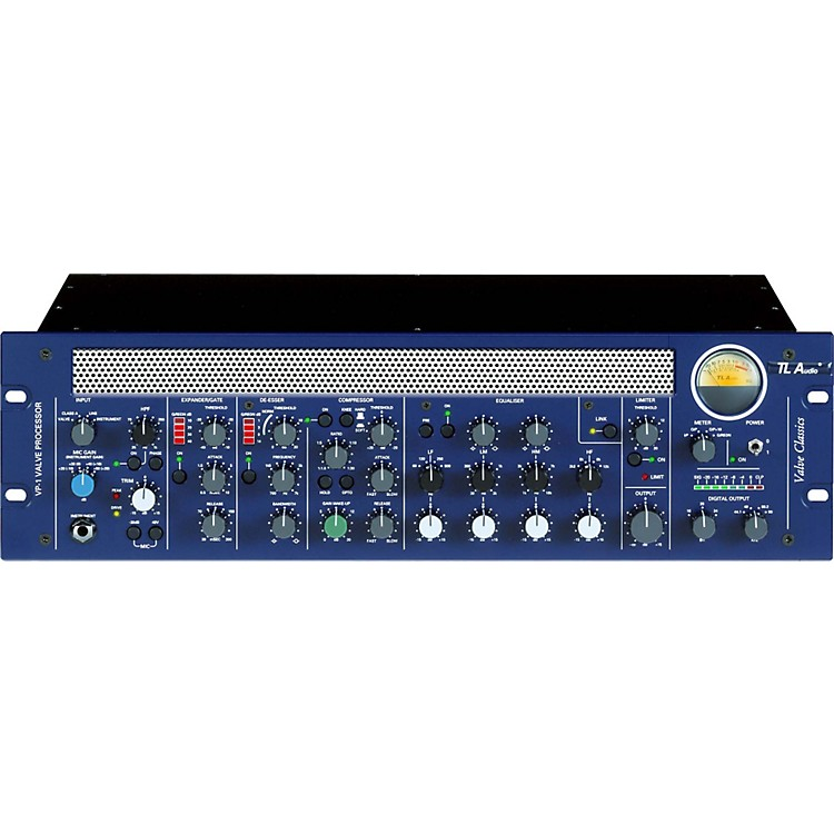 TL Audio VP-1 Mono Tube Vocal Processor