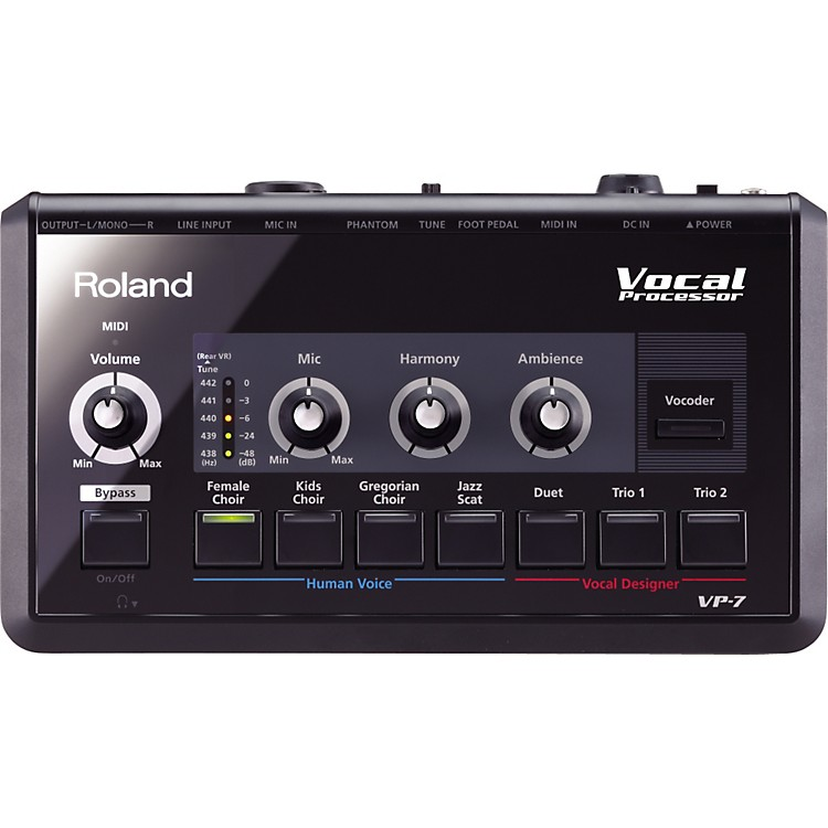 Roland VP-7 Vocal Processor