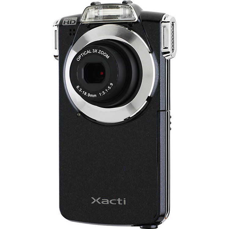 Sanyo VPC-PD2 Full HD Pocket Movie Dual Camera