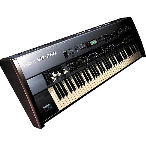 Roland VR-760 Performance Keyboard-thumbnail