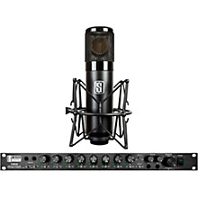 Slate Digital VRS-8 Thunderbolt Audio Interface and ML-1 Large-Diaphragm Modeling Microphone