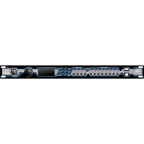 Peavey VSX 48 5 In - 8 Out Loudspeaker Management System