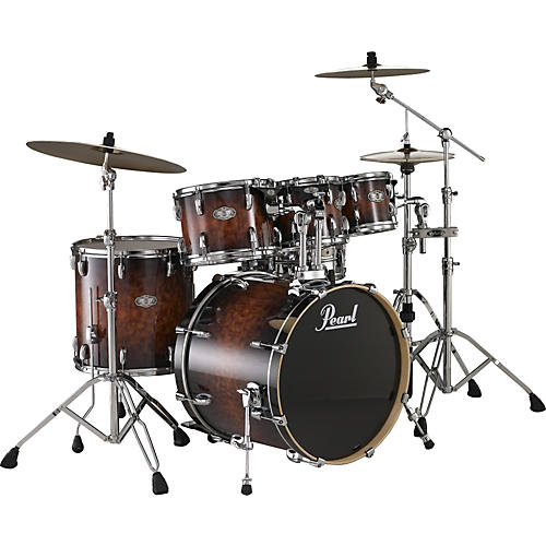 Pearl VSX 5-Piece Shell Pack with Free Tom-thumbnail