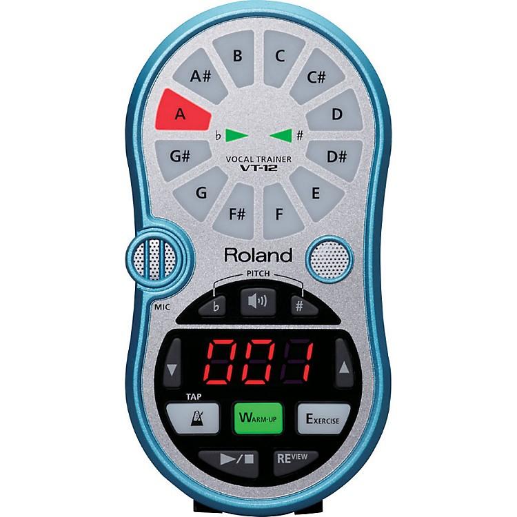 RolandVT-12 Vocal TrainerAqua Blue