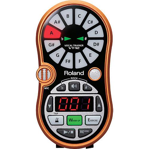 Roland VT-12 Vocal Trainer Metallic Orange