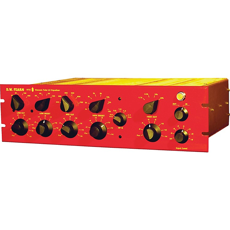 D.W. FearnVT-5 Stereo Equalizer