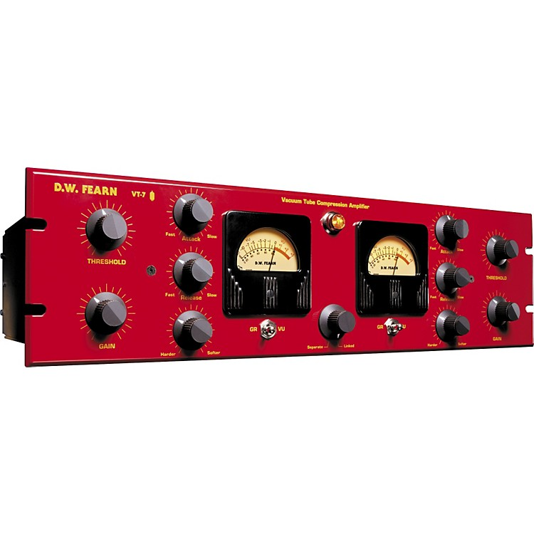 D.W. Fearn VT-7 Stereo Compressor