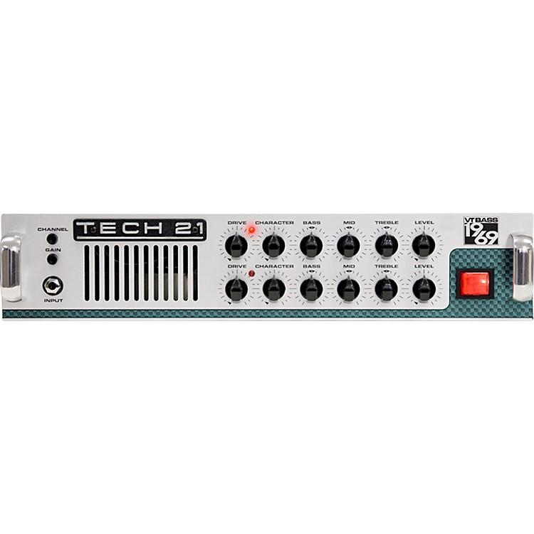 Tech 21VT Bass 1969 300W Bass Amp Head