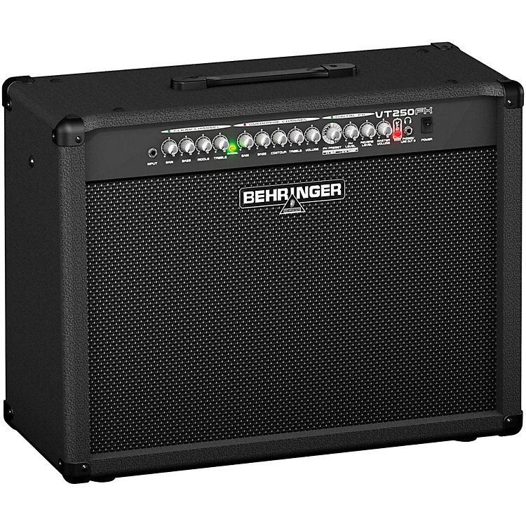 behringer vt250fx 2x50w 2x12 guitar combo amp musician 39 s friend. Black Bedroom Furniture Sets. Home Design Ideas