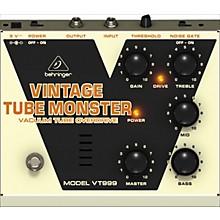 Behringer VT999 Vintage Tube Monster Classic Tube Overdrive Guitar Effects Pedal Level 1
