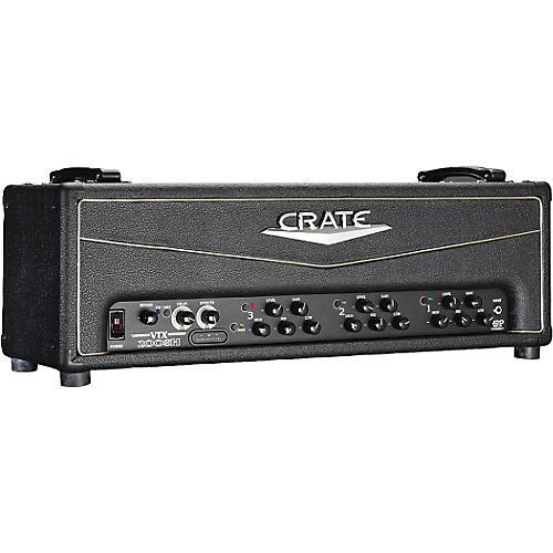 Crate VTX Series VTX200SH 2 x 100W Stereo Guitar Amp Head-thumbnail