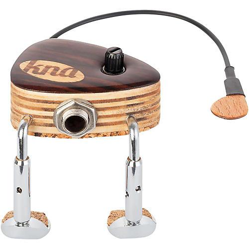 Kremona VV-2 Detachable Passive Piezo Pickup with Volume Control for Violin and Viola-thumbnail