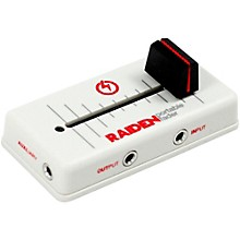 Raiden VVT-MK1 Left Cut Portable Fader - Red/White