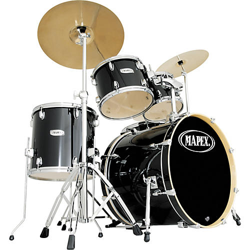 Mapex VX 5-PIece Fusionease Drum Set-thumbnail