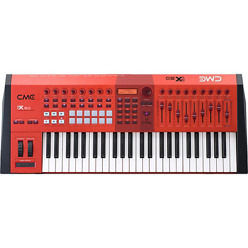 CME VX-50 Intelligent Keyboard Controller-thumbnail