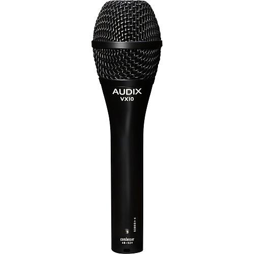 Audix VX10 Handheld Condenser Microphone-thumbnail