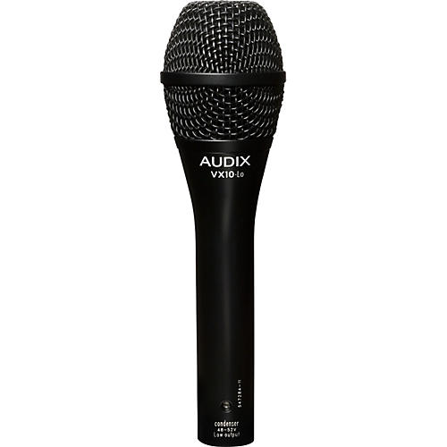 Audix VX10-Lo Low Output Handheld Condenser Microphone