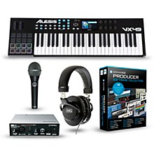 Alesis VX49 49-Key Keyboard Controller Package Production Package