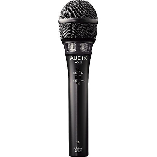 Audix VX5 Handheld Supercardioid Condenser Microphone-thumbnail
