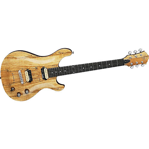 Michael Kelly Valor Limited Spalted Maple Top Electric Guitar