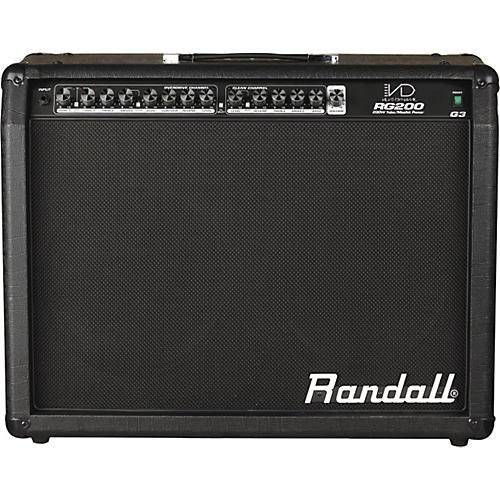 Randall Valve Dynamic G3 Series RG200G3 200W 2x12 Guitar Combo Amp-thumbnail