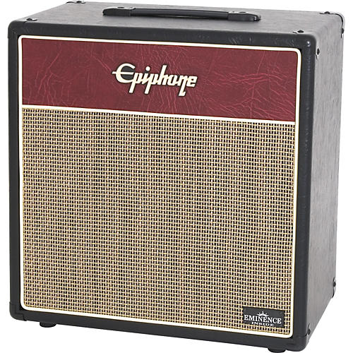 epiphone valve junior 1x12 extension cab | musician's friend