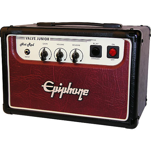 Epiphone Valve Junior Hot Rod 5W Tube Guitar Amp Head