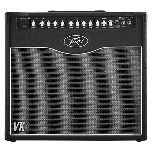 Peavey ValveKing II 50 50W 1x12 Tube Guitar Combo Amp-thumbnail