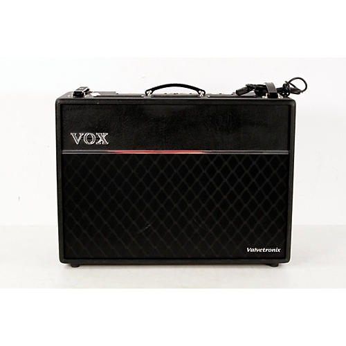 vox valvetronix vt120 120w 2x12 guitar combo amp black 888365732732 musician 39 s friend. Black Bedroom Furniture Sets. Home Design Ideas