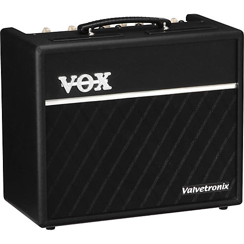Vox Valvetronix VT20+ 20W 1x8 Guitar Combo Amp Black