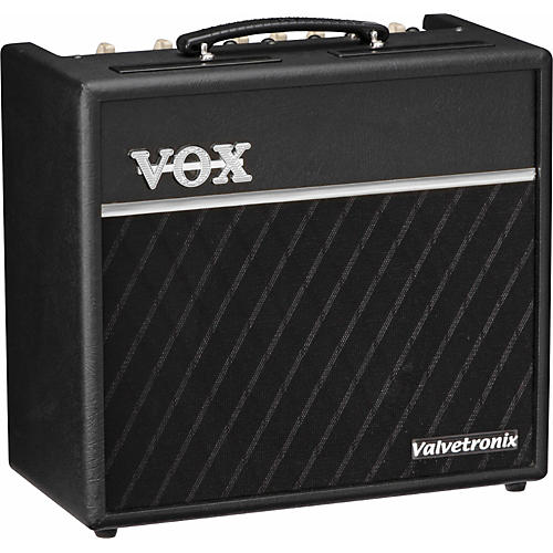 Vox Valvetronix VT40+ 40W 1x10 Guitar Combo Amp Black