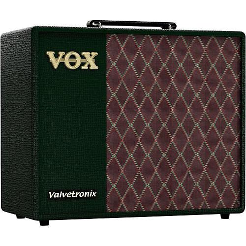 Vox Valvetronix VT40X BRG 40W 1x10 Guitar Modeling Combo Amp British Racing Green