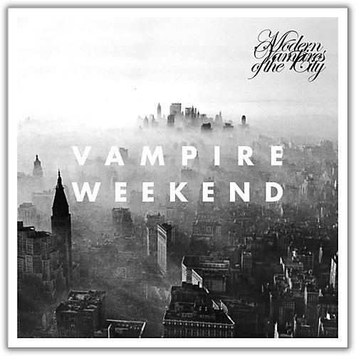 WEA Vampire Weekend - Modern Vampires of the City Vinyl LP