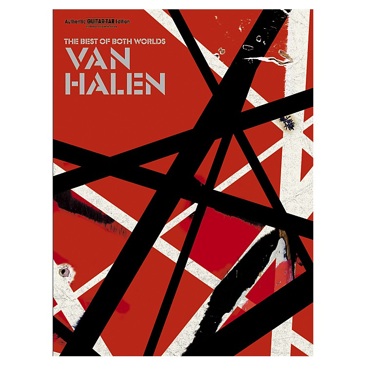 Hal Leonard Van Halen Best of Both Worlds Guitar Tab Songbook