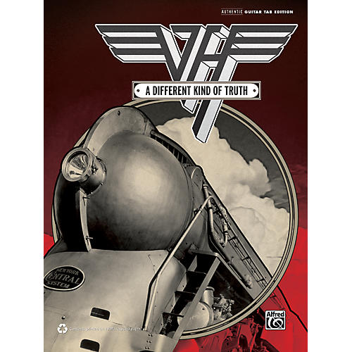 Hal Leonard Van Halen Different Kind of Truth Guitar TAB Book