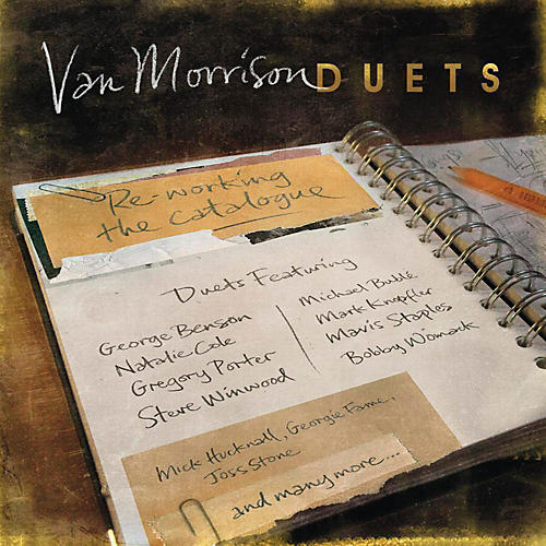 Sony Van Morrison - Duets: Re-Working The Catalogue-thumbnail