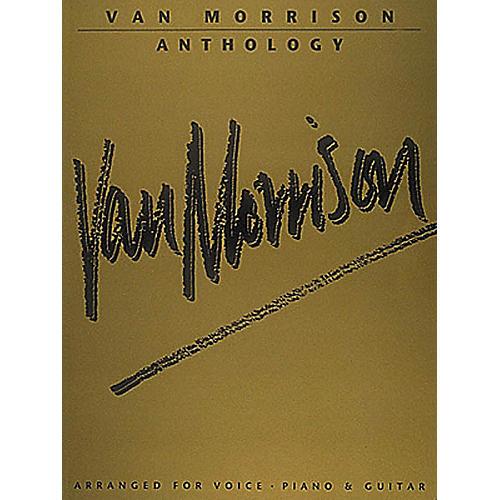 Hal Leonard Van Morrison Anthology Piano, Vocal, Guitar Songbook