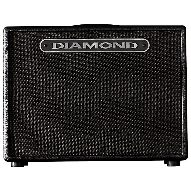 Diamond Amplification Vanguard 1x12 75W 16 Ohm Guitar Cab Black