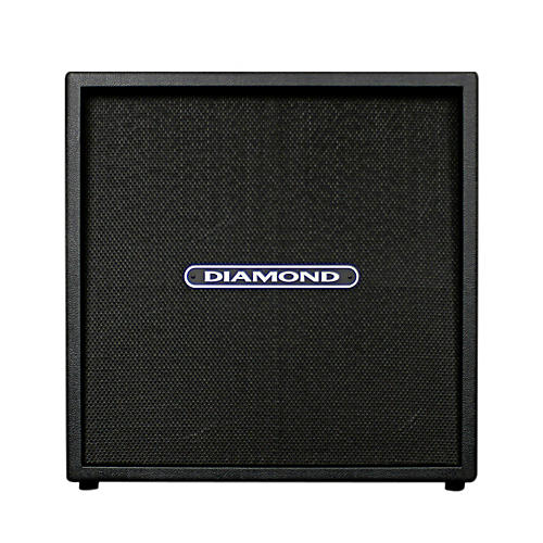Diamond Amplification Vanguard 4x12 300W 16 Ohm Guitar Cab-thumbnail