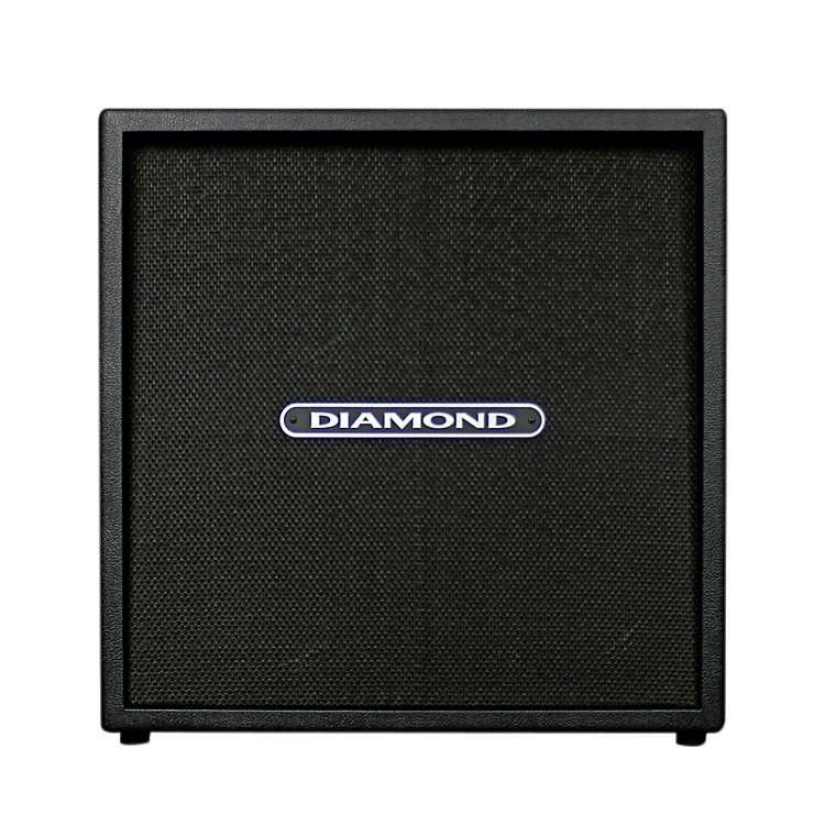 Diamond AmplificationVanguard 4x12 300W 16 Ohm Guitar CabBlack
