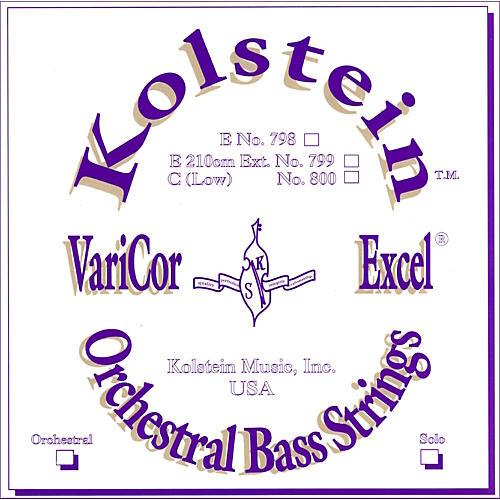 Kolstein VariCor Excel Orchestral Bass Strings-thumbnail