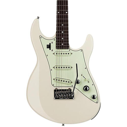 Line 6 Variax JTV-69S Electric Guitar with Single Coil Pickups Olympic White Rosewood Fingerboard