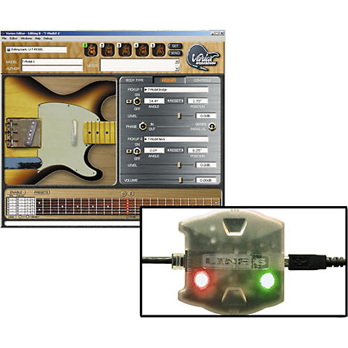 Line 6 Variax Workbench 1.5