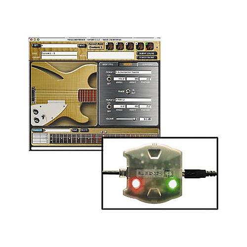 Line 6 Variax Workbench Software/Interface