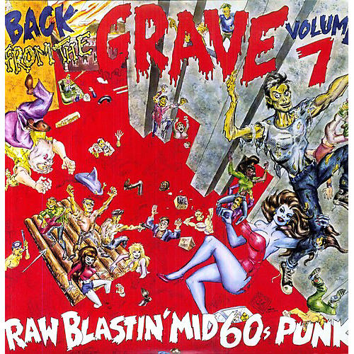 Alliance Various Artists - Back from the Grave 7