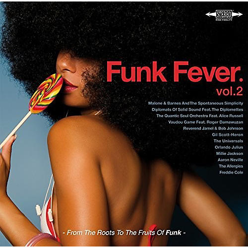 Alliance Various Artists - Funk Fever 2 / Various