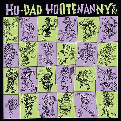 Alliance Various Artists - Ho-Dad Hootenanny 2
