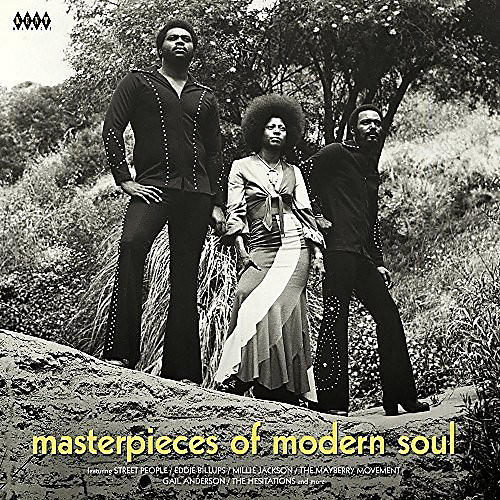 Alliance Various Artists - Masterpieces Of Modern Soul / Various