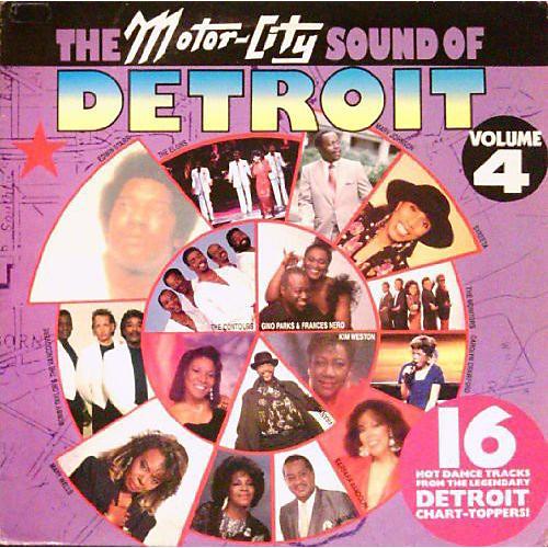Alliance Various Artists - Motown Artists-80'S Recordings